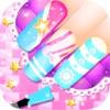 公主美甲小屋 - 女生塗指甲油彩繪沙龍