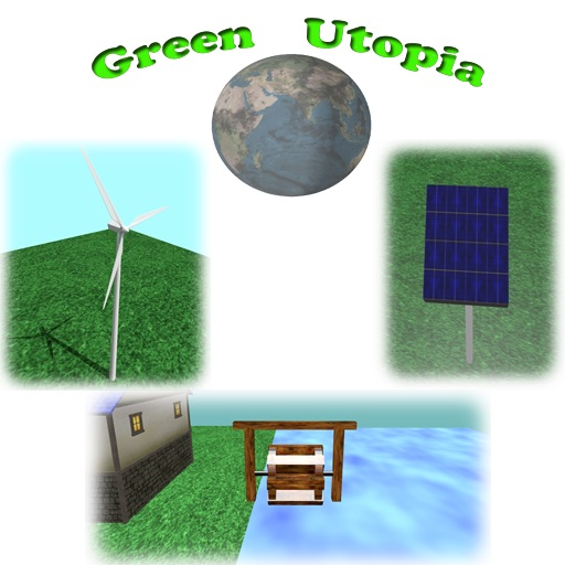 Green Utopia 1 iOS App