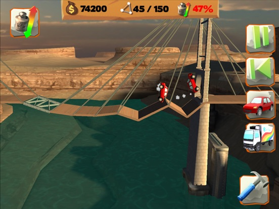 桥梁构造游乐场:Bridge Constructor Playground