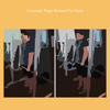 download Complete traps workout for mass