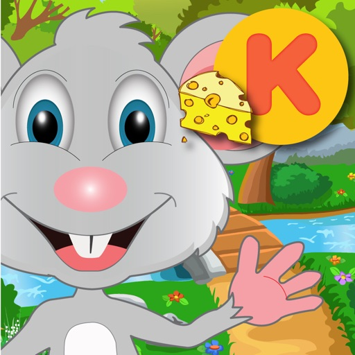 Cool Mouse Teach Preschool Math kinder iOS App