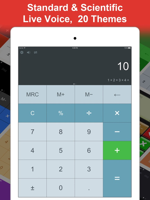 Screenshot #1 for DayCalc - Note Calculator & Unit Converter