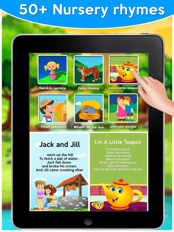 Screenshot #2 for Top Nursery Rhymes For Kids And Toddlers