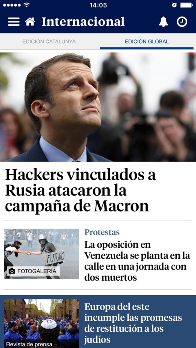 download La Vanguardia apps 4