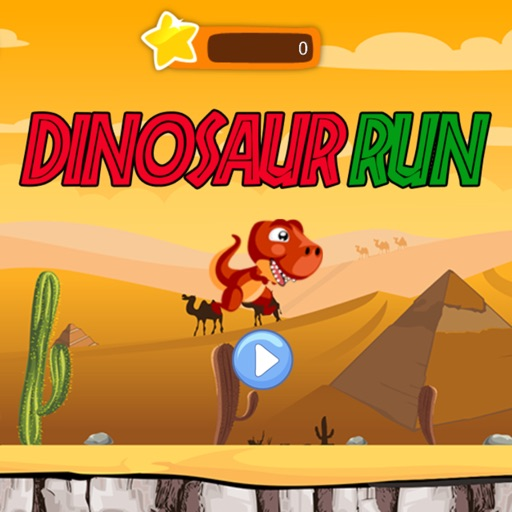 ABC's Learning Runner Dinosaurs Jurassic Adventure iOS App