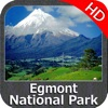 Egmont National Park HD GPS Charts Navigator