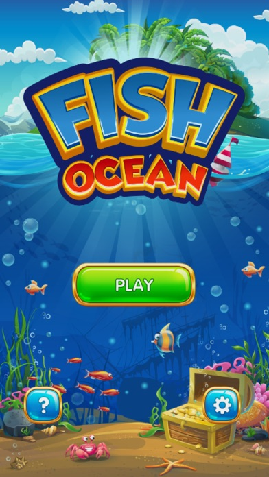 App shopper fish ocean match 3 game adventure matching for Fish mania game