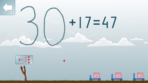 Math Shot Addition Screenshots