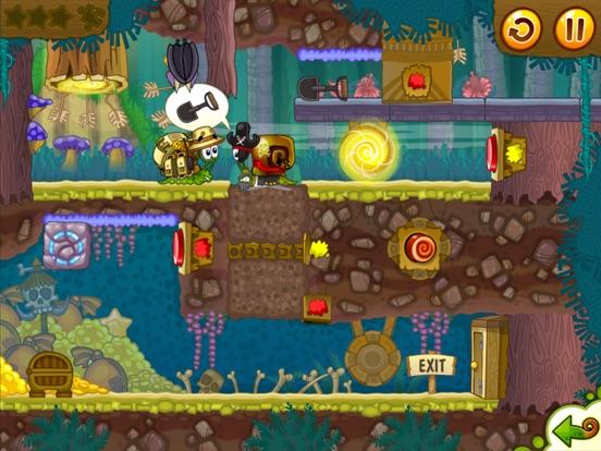 Игра Snail Bob 2 (Улитка Боб 2)