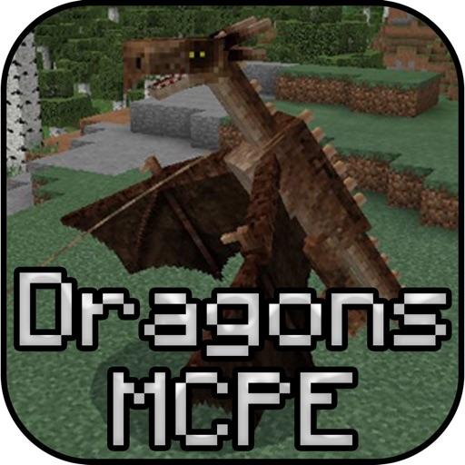 Dragons Add-On for Minecraft PE: MCPE iOS App