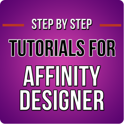Step by Step Tutorials for Affinity Designer