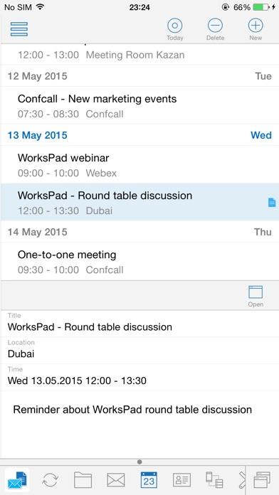 WorksPadСкриншоты 4