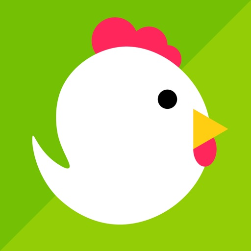 Rooster Jump (no ads) - Endless Time Killer Game iOS App
