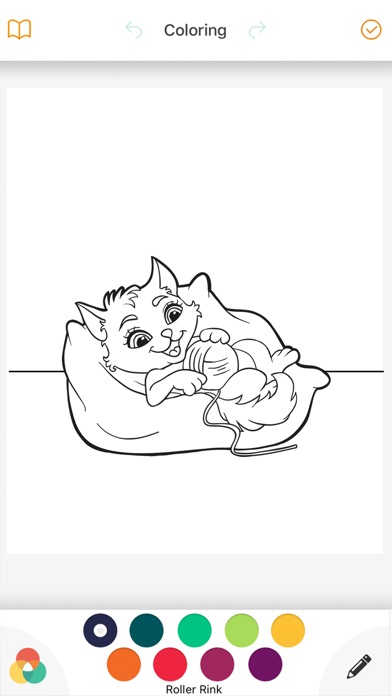 Dog Cat Coloring Book Kids And Preschool Toddler On The App Store