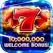 Slots - Huuuge Casino: スロットマシン