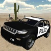 Police Car Offroad Driving & Zombies Game