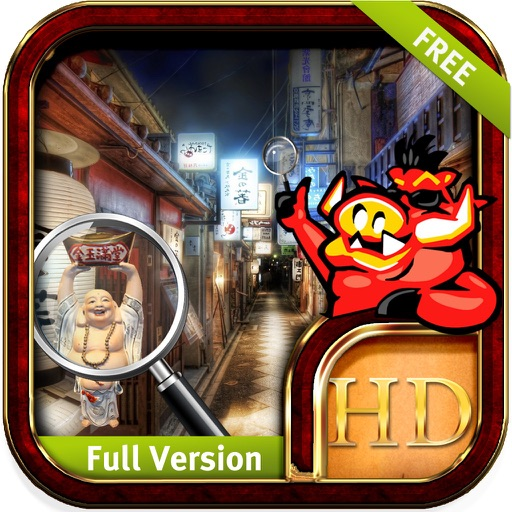 Crimson China Hidden Objects Secret Mystery Puzzle iOS App