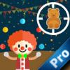 eduardo forero - A Funny Clown Winning Teddy Bears PRO  artwork