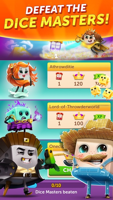 Image of New YAHTZEE® With Buddies for iPhone