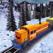 Train Frozen Track Driving Pro