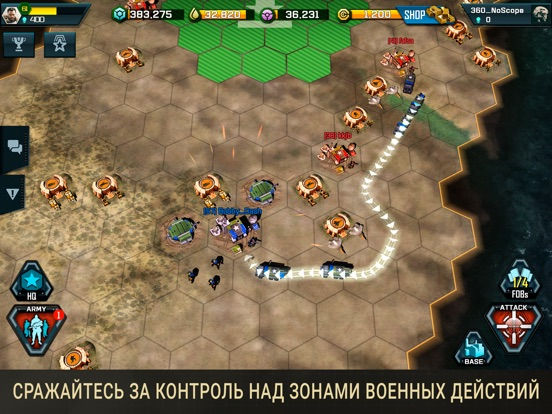 Скачать игру War Commander: Rogue Assault