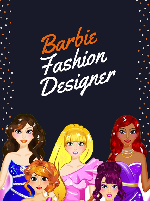 Barbie Party Dress Design Screenshots