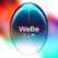 WeBe Bluetooth Mouse & Remote Keyboard for Mac/Win