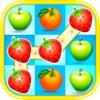 Fruit Link Crush - Free Match 3 Games