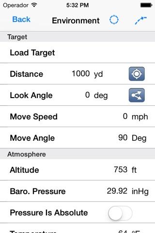 Applied Ballistics screenshot 1