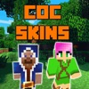 COC Skins - New Skins for Minecraft PE & PC