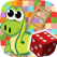 Snakes And Ladders Classic Dice 1 2 Players Games