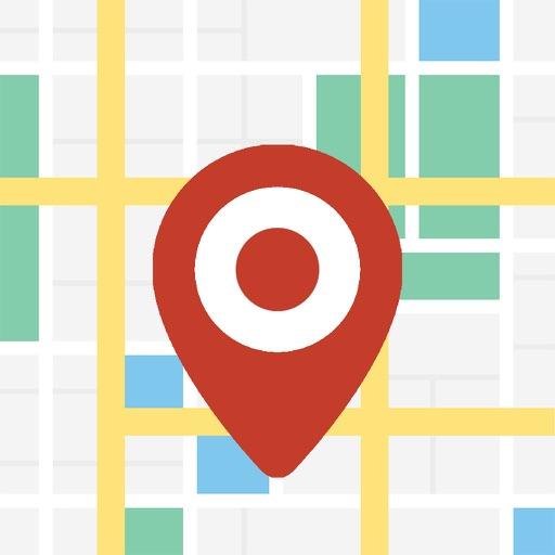Poke Map Realtime Locator & Radar for Pokémon Go