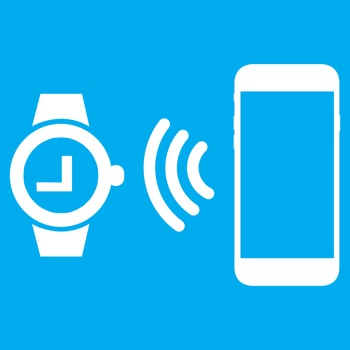 bt notice smartwatch - ble sca... app for iphone