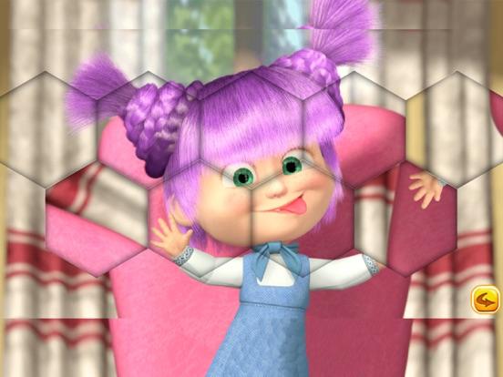 Маша и Медведь: Игры мультики Скриншоты7