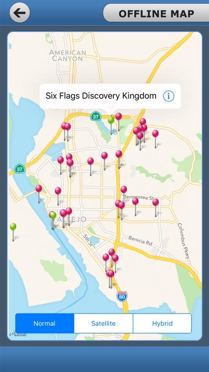The Great App For Six Flags Discovery Kingdom by Eswar Rao Yelubandi