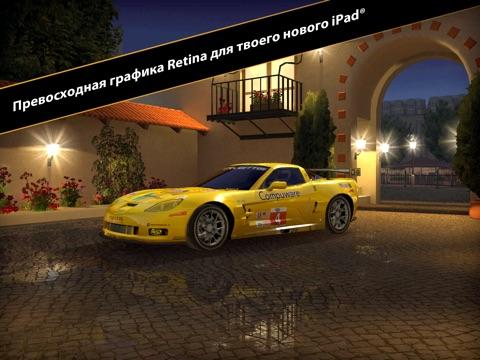 Real Racing 2 HD на iPad
