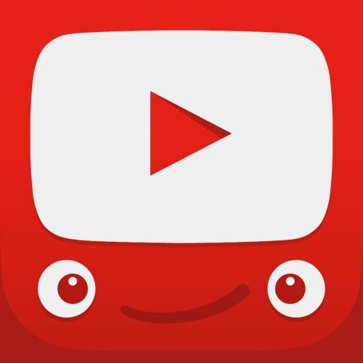 YouTube Kids app for ipad