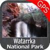 Watarrka National Park GPS charts Navigator