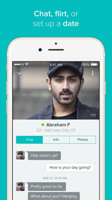 Tagged - познакомиться с новыми людьми Скриншоты4