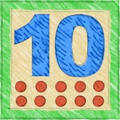 Sumar hasta 10 en Inglés