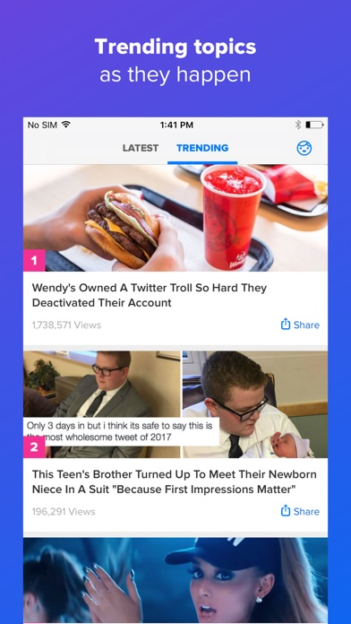 download BuzzFeed apps 4