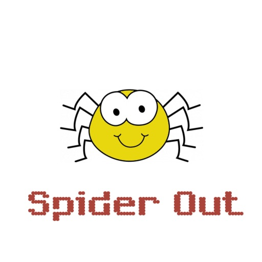 Spider Out iOS App