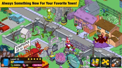 download The Simpsons™: Tapped Out appstore review