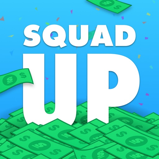 Squad Up: Free to Win Money Sports Game iOS App