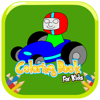 Coloring Book Pictures Race Car For Kids Boys