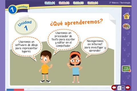Tecnología 2º Básico screenshot 2