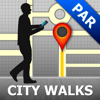 Paris Map and Walks, Full Version