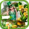 Saint Patrick's Day Photo Frame-Makeover For Girls