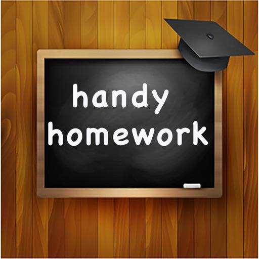 Handy Homework -School Spelling Lists,Times Tables