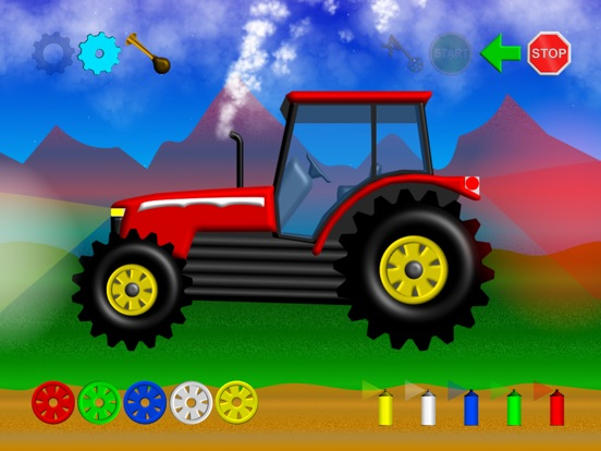 Happy Tractor by Horse Reader screenshot 6